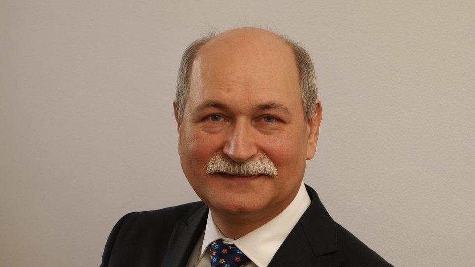 Jiří Navrátil, poradce Svazu obchodu a cestovního ruchu