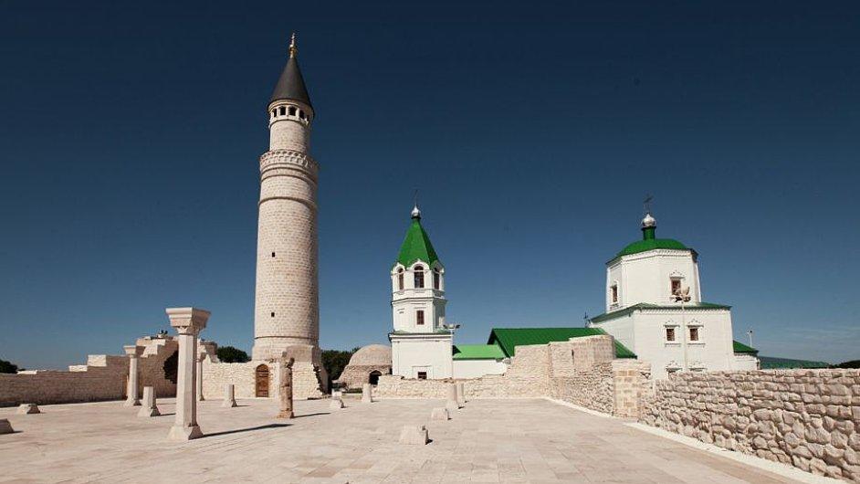 Historický komplex v ruském Bolgaru je jednou z nových památek na seznamu UNESCO.