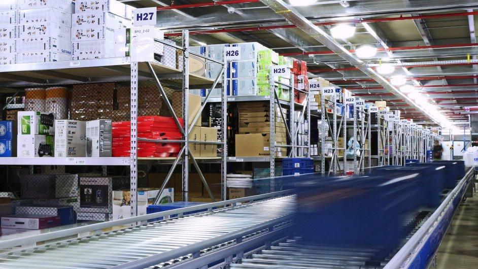 Hlad po průmyslových nemovitostech: Sklad chce Ikea i dodavatelé automobilek