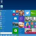 Nab�dka start v preview verzi Windows 10