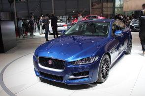 Živě z Paříže: Jaguar XE vnáší svěží styl mezi luxusní sedany střední třídy