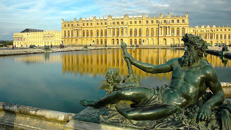 Zámek ve Versailles bude nově otevřený sedm dnů v týdnu