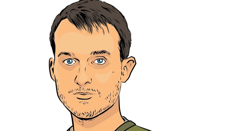 Spoluzkladatel start-upu Storyous Hynek Husník.