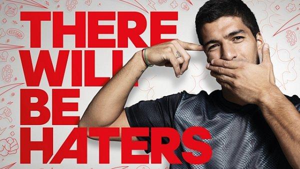Nenávist je kompliment. Adidas uvádí novou fotbalovou kampaň 09b53c053f