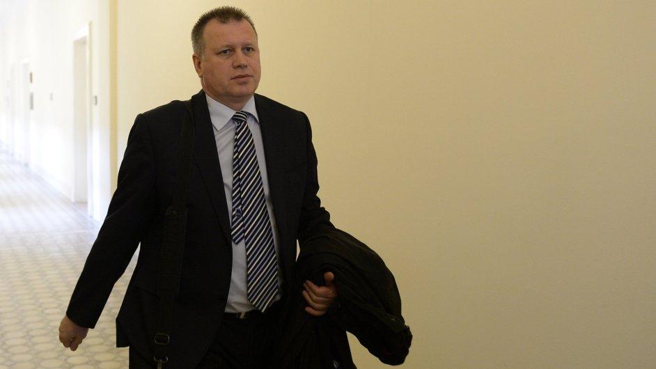 Vladimír Šiška u soudu