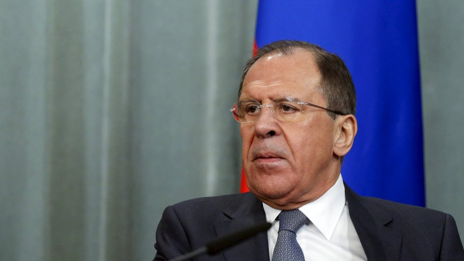 Šéf ruské diplomacie Sergej Lavrov ocenil českého prezidenta Miloše Zemana.
