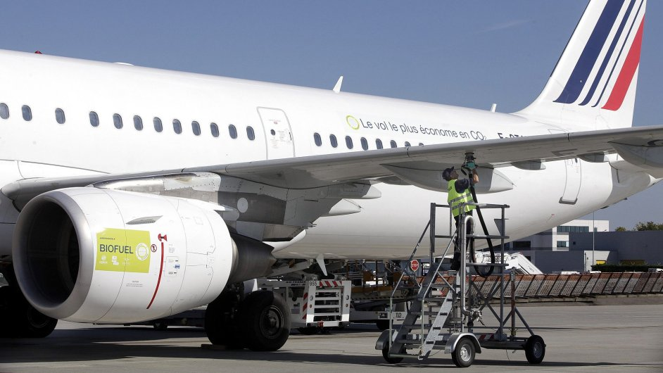 Letadlo společnosti Air France