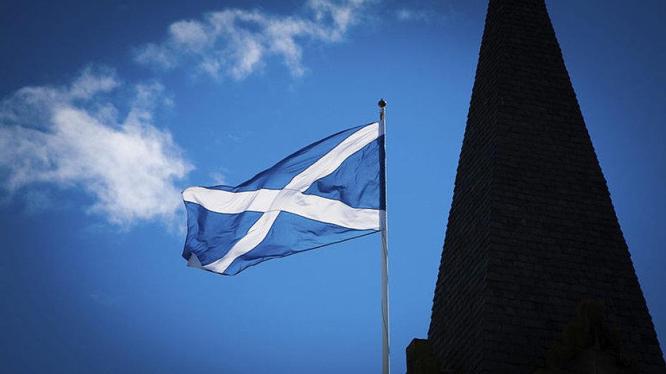 Skotsko - ilustrační foto