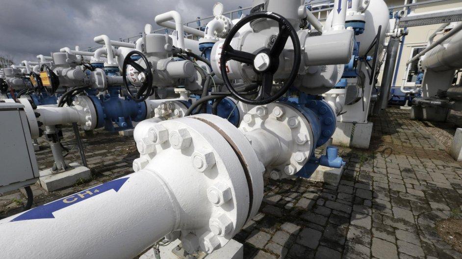 Turkish Stream je náhradou plynovodu South Stream - ilustrační foto.