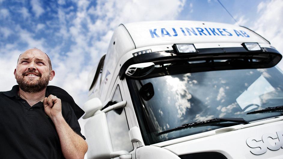 Scania spolu s třemi dopravci zkouší kamiony na HVO