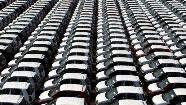 V lednu se v západní Evropě prodalo přes milion vozů - Ilustrační foto.