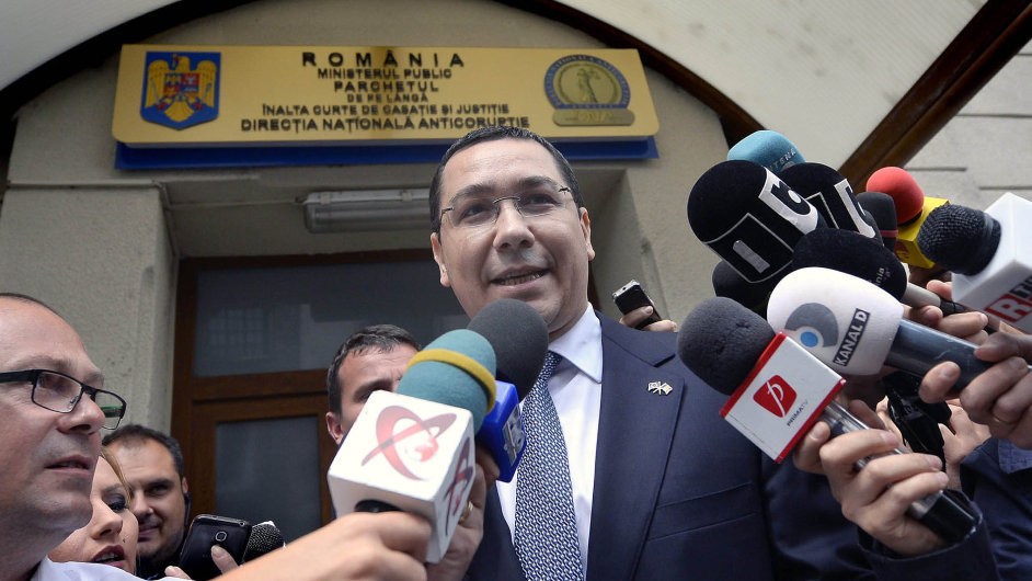 Rumunský premiér Victor Ponta je zatím jedním z posledních evropských politiků, kteří čelí obvinění z korupce. Rozhodně není v Evropě prvním a zřejmě ani posledním.