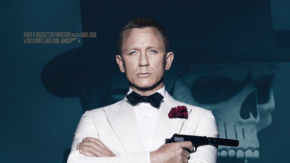 Do českých kin film Spectre vstoupí 5. listopadu.