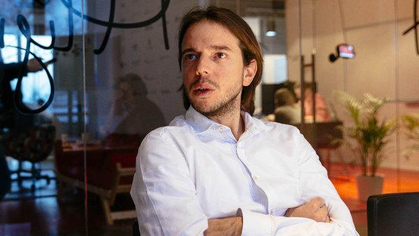 Jakub Havrlant řídí skupinu internetových firem Rockaway.
