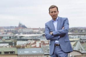 Marek Dospiva, partner skupiny Penta Investments.