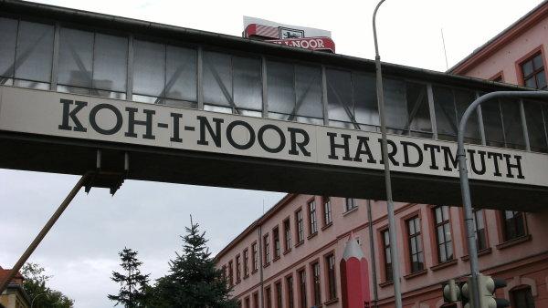 Koh-i-noor prodává dceřinou firmu Logarex do Číny.