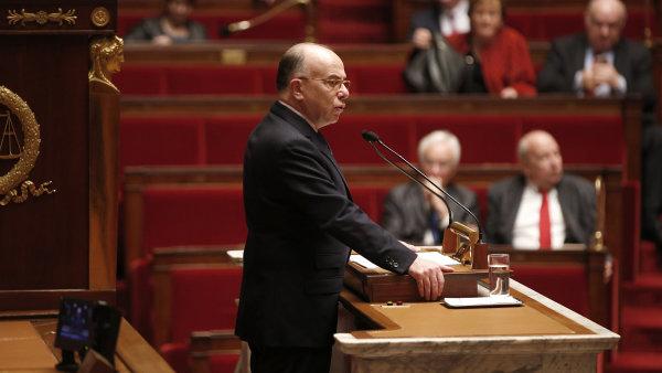 Podle francouzského ministra vnitra nebezpečí teroristických útoků nezmizelo.