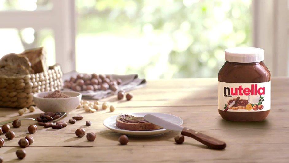 Nutella - Ilustrační foto.
