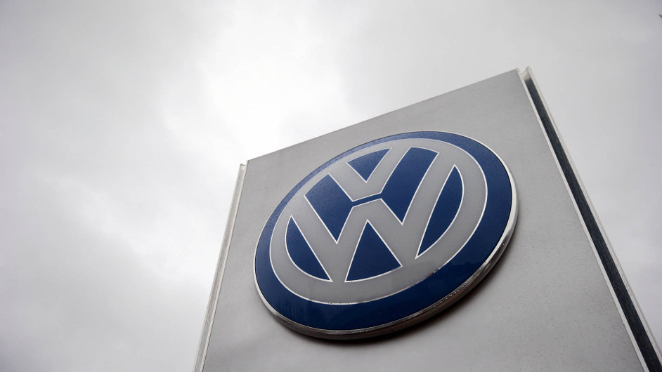 Volkswagenu klesl odbyt.