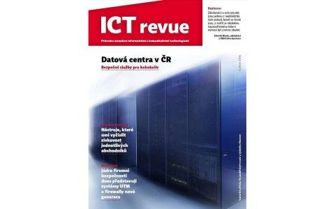 Pr�v� vy�lo: <BR> ICT revue 5/2016