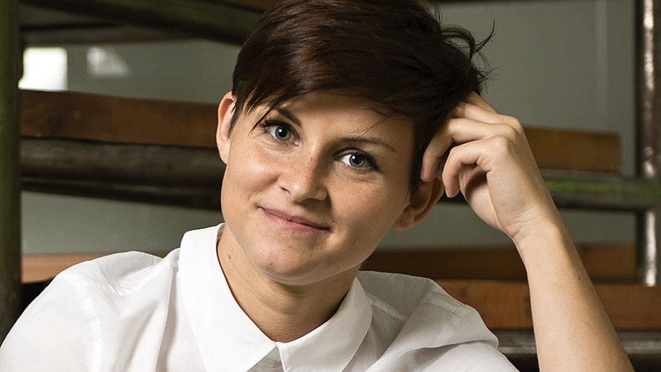 Veronika Valentová, kreativní teamleader v TRIAD Advertising