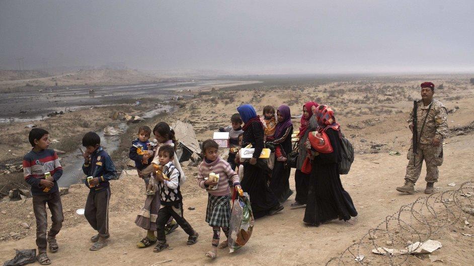 Irák - Ilustrační foto.