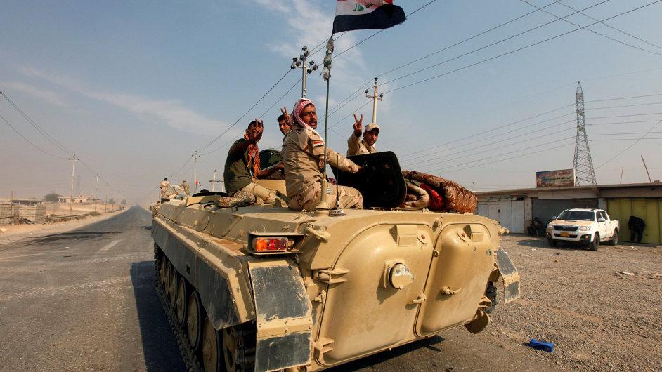Irák, armáda, Mosul