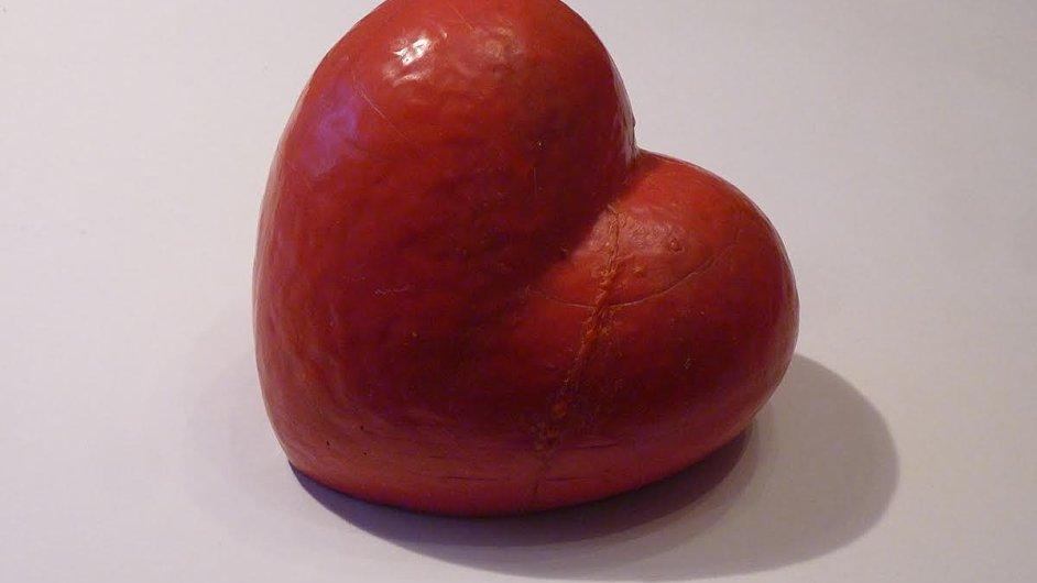 Kurt Gebauer: Voskové srdce (č. 1).