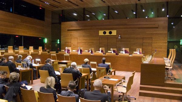 Jednání Soudního dvora EU
