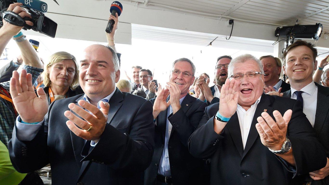 CDU, Šlesvicko-Holštýnsko, volby