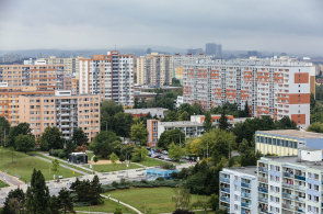 Nejrychleji rostou ceny panelákových bytů, které jsou tradičně nejlevnější - Ilustrační foto.