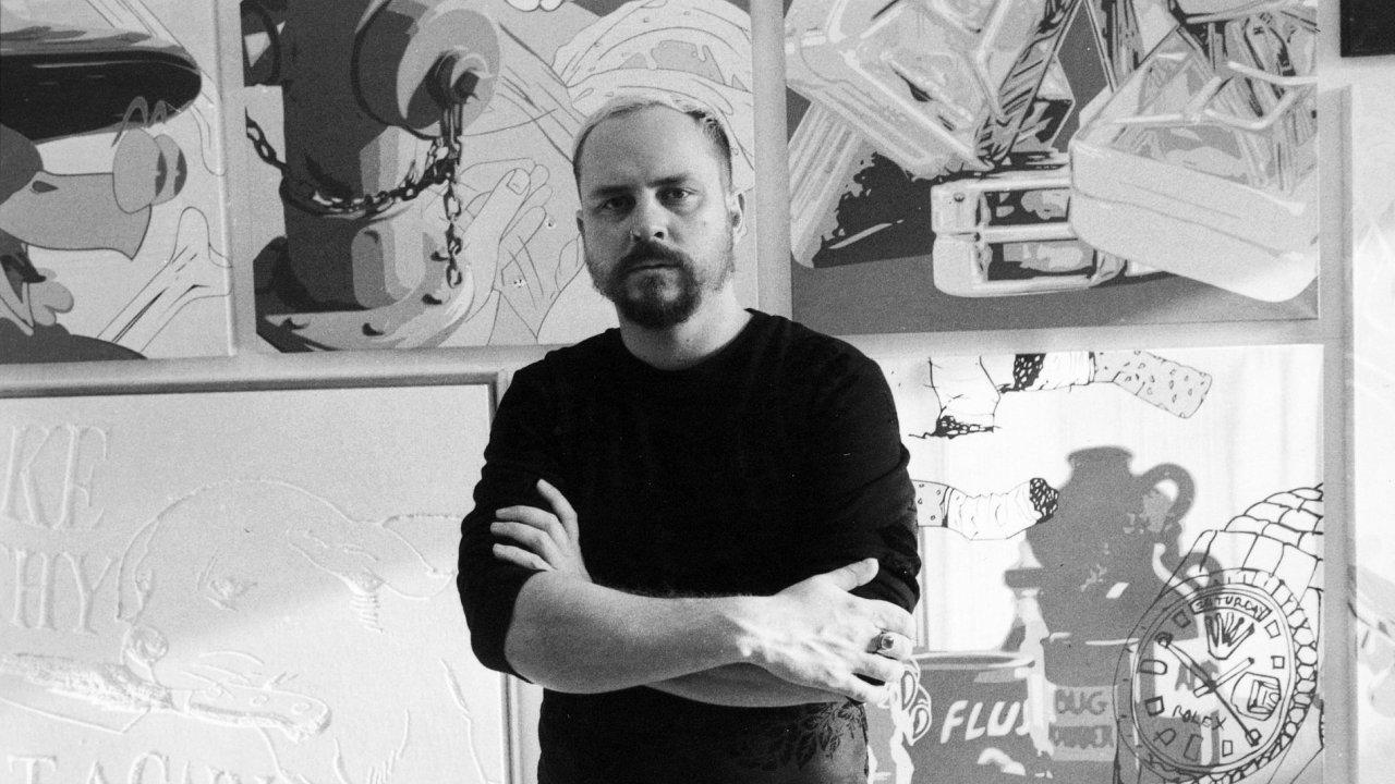 Jaroslav Brabec pro ČT art vytvořil dokumentární cyklus Orbis Artis. Jeden z dílů se věnuje výtvarníkovi Pastovi Onerovi (na snímku).
