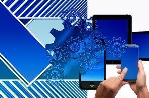 Produktivita práce a nové technologie, ilustrace