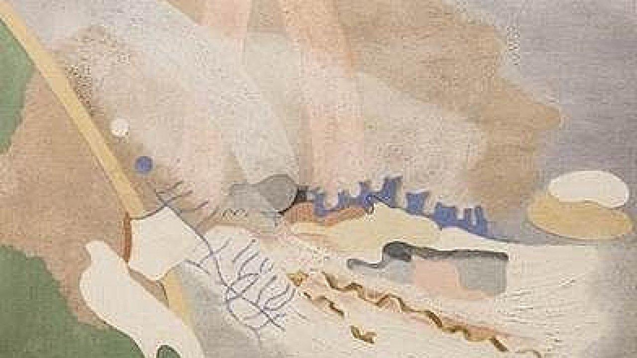 Jindřich Štyrský: Utonulá, 1927