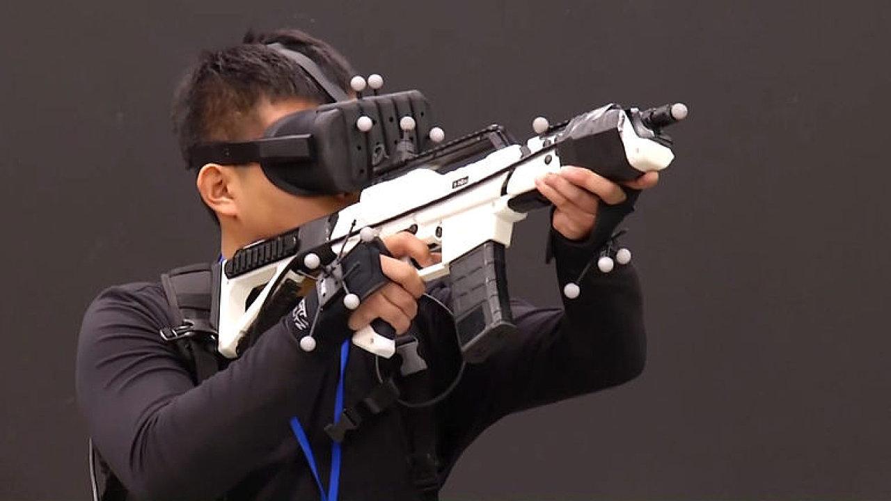 Jihokorejská mládež bojovala o holý život. Naštěstí pouze virtuálně