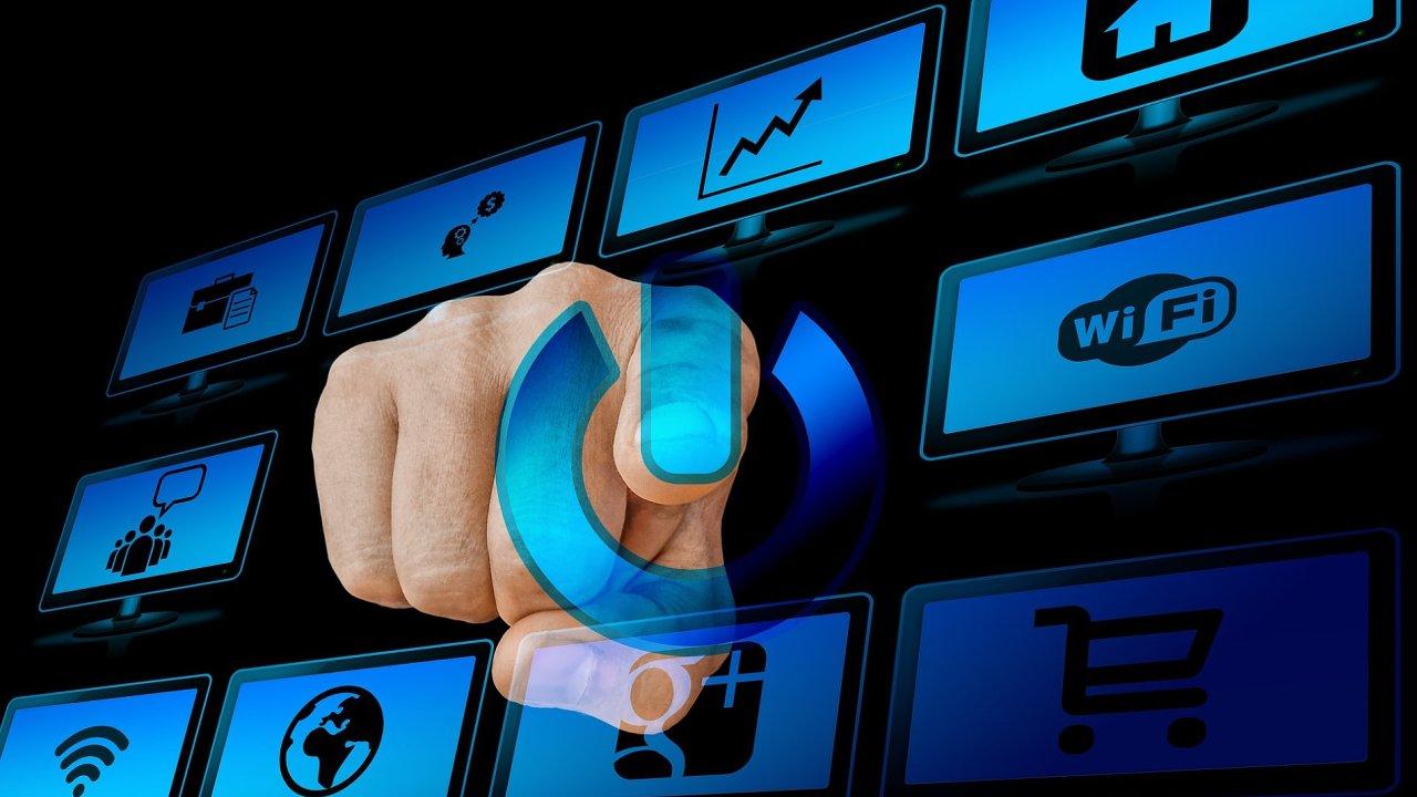 Zavádění digitálního pracovního prostředí, ilustrace