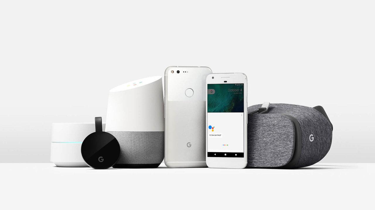 Novinky od Googlu pohroomadě: Google Wi-Fi, Chromecast Ultra, Google Home, Pixel a Daydream View