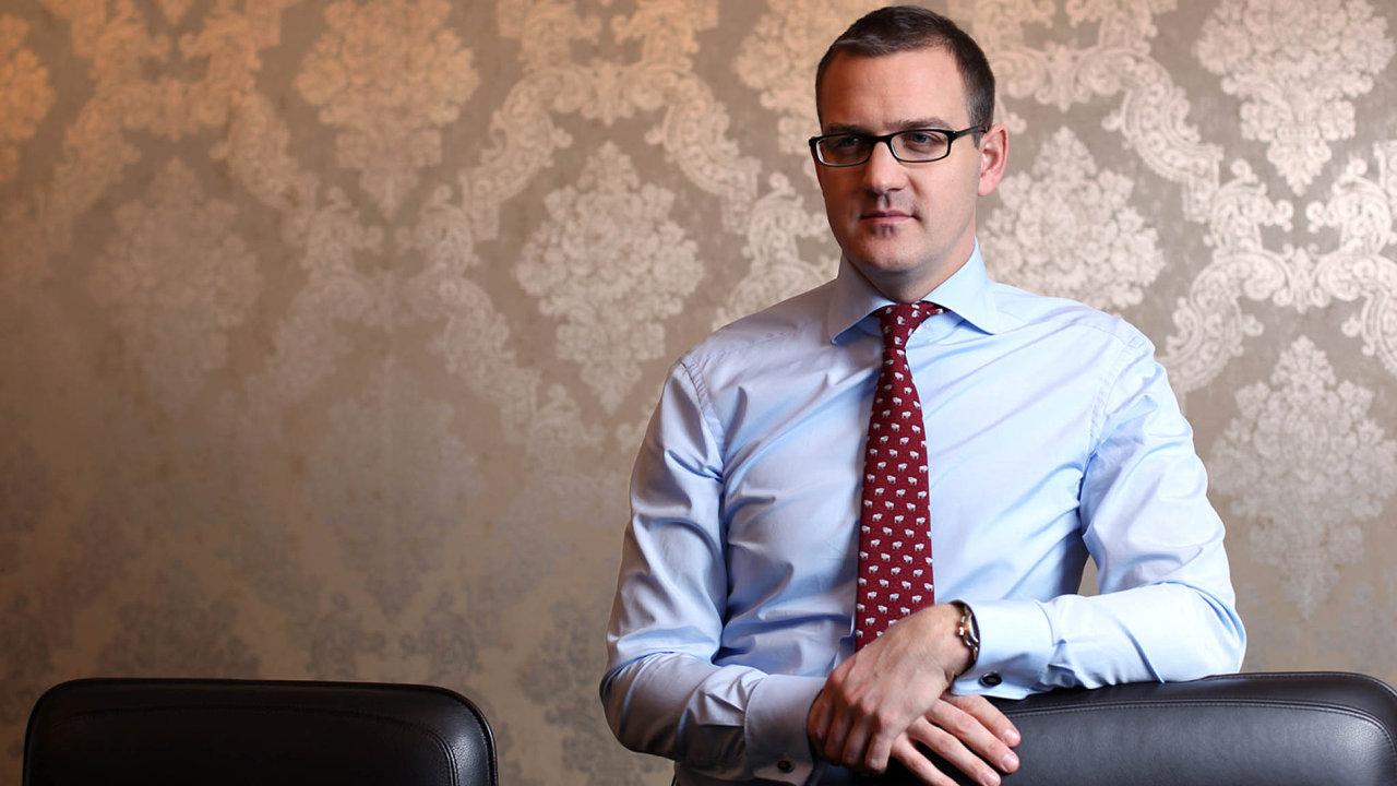 Dražší dluh: Daniel Křetínský musí počítat stím, že při příští emisi dluhopisů bude zřejmě investorům platit více.