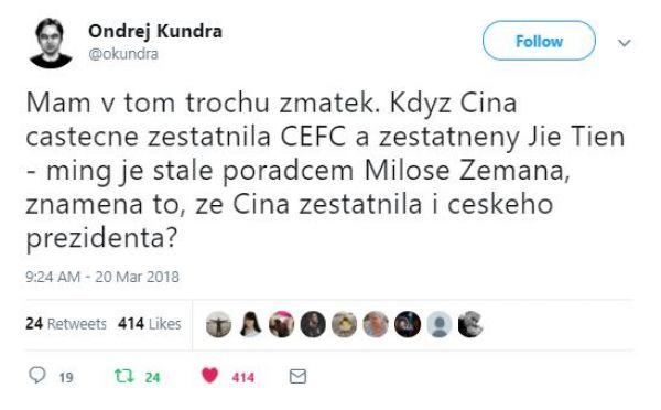 Tweet OndL TM ej Kundra