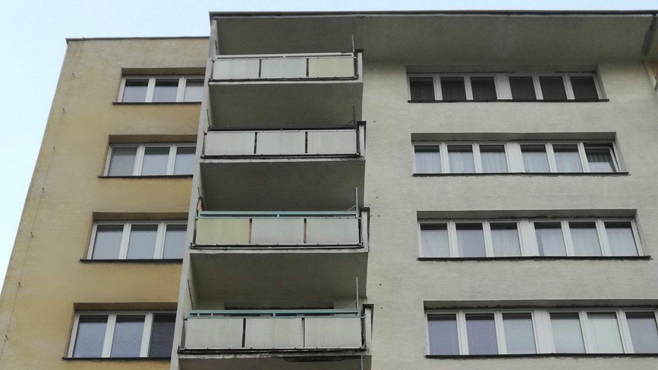 Bytový dům v Polské ulici v Olomouci, který Residomo v rámci akvizice koupilo.