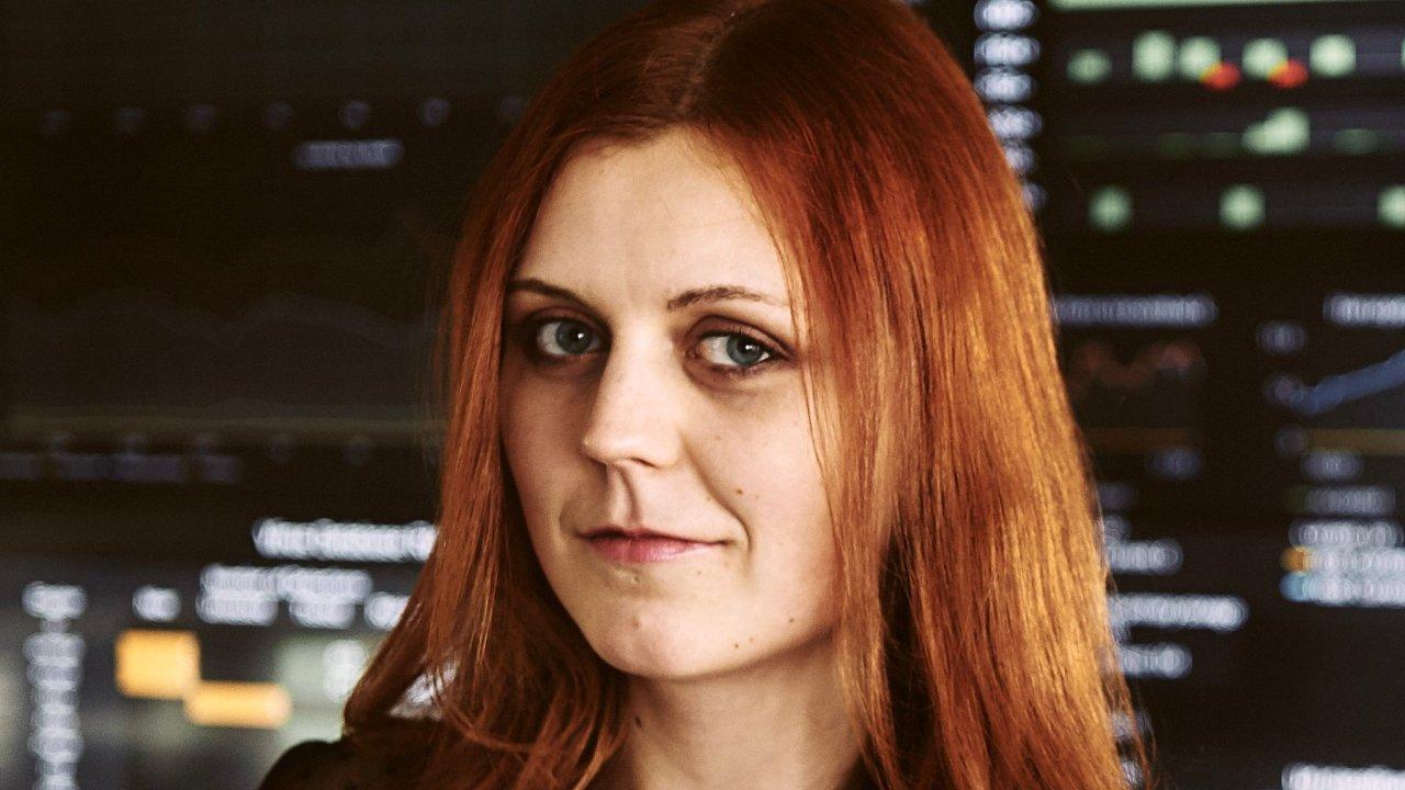 Linda Kajzarová, Senior Account Manager - Team Lead v agentuře Wunderman
