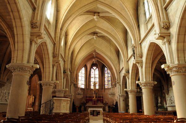 Kostel (ilustrační foto)