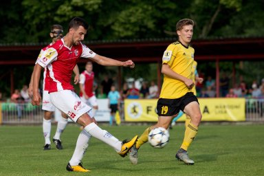 Fortuna Liga - 30. kolo - FK Pardubice – FK Olympia