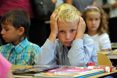 Školáci - Ilustrační foto.