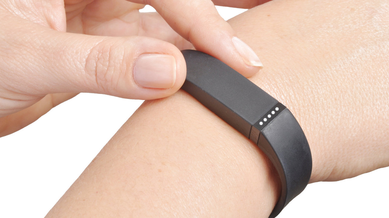 Fitness náramek Fitbit