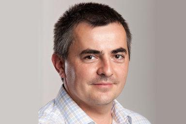 Davida Kazda, člen top managementu společnosti Algotech