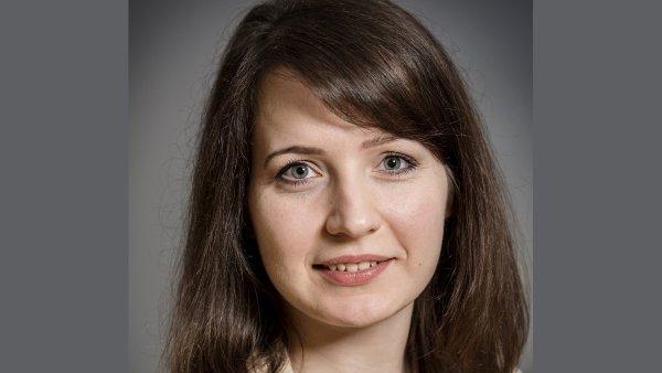 Alina Cazachevici, vedoucí týmu oceňování v oddělení hotelových nemovitostí v Cushman & Wakefield