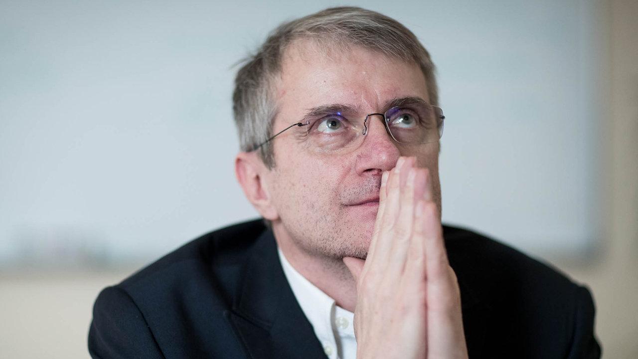 Právní stát, nebo bezpráví? To je podle Mistríka dilema slovenských prezidentských voleb.