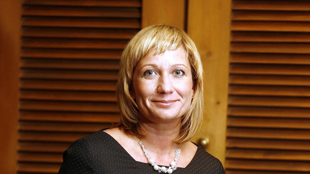 Michaela Tomášková, výkonná ředitelka Central Group