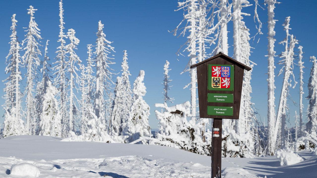 Dnes platí zákon o národních parcích, který vymezuje oblasti, vekterých se nesmí hospodařit a kde bude příroda ponechána svému vývoji. Komunisté se nyní pokusí ochranu změkčit.
